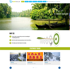 Website Development for Travellers